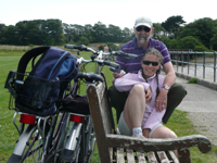 Cycling the Tarka Trail June 2011
