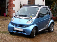 Farewell to the Smart Car