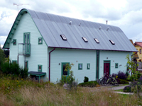 Findhorn Community House