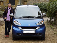 Jane and her Smart Car